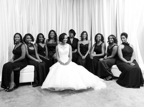 Best Atlanta, Georgia Wedding Photographers: Elle Golden