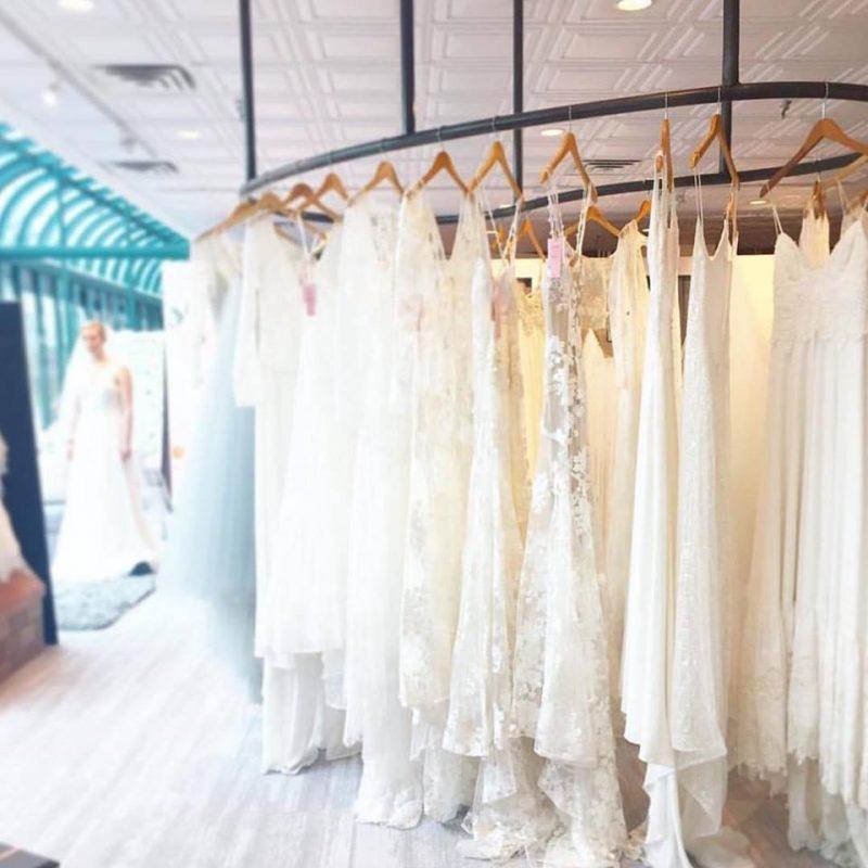 Best Minneapolis Minnesota Bridal Boutiques Flutter Bridal Boutique,Second Wedding Wedding Dress Mature Bride