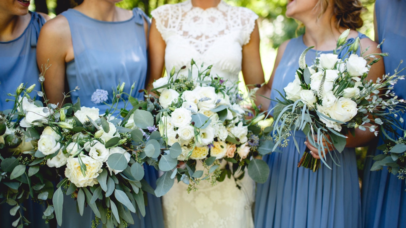 Best Minnesota Wedding Florists Lilia Flower Boutique