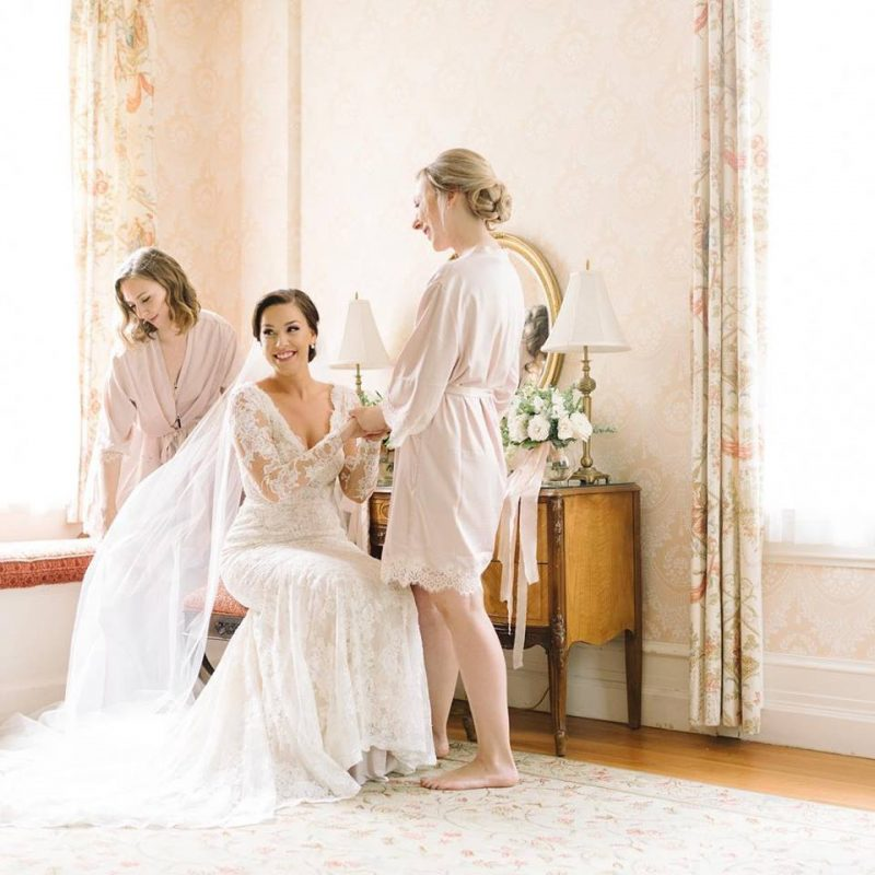 Best Michigan Wedding Planners & Florists: Rhiannon Bosse Celebrations