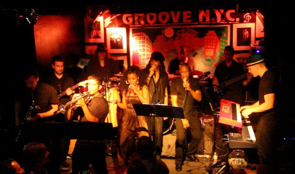 Best New York City Wedding Djs And Bands Atomic Funk Project