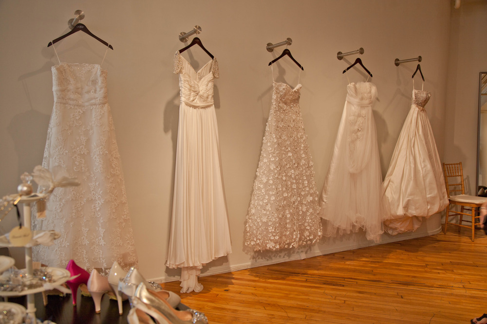 Wedding Dress Shopping in New York City