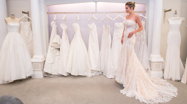 Best new york city bridal boutiques kleinfeld bridal junglespirit