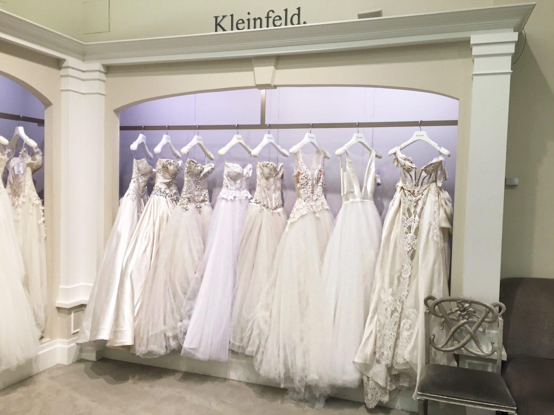 Best New York City Bridal Boutiques Kleinfeld Bridal
