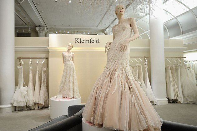Wedding Gowns New York: Best New York City Bridal Boutiques: Kleinfeld Bridal